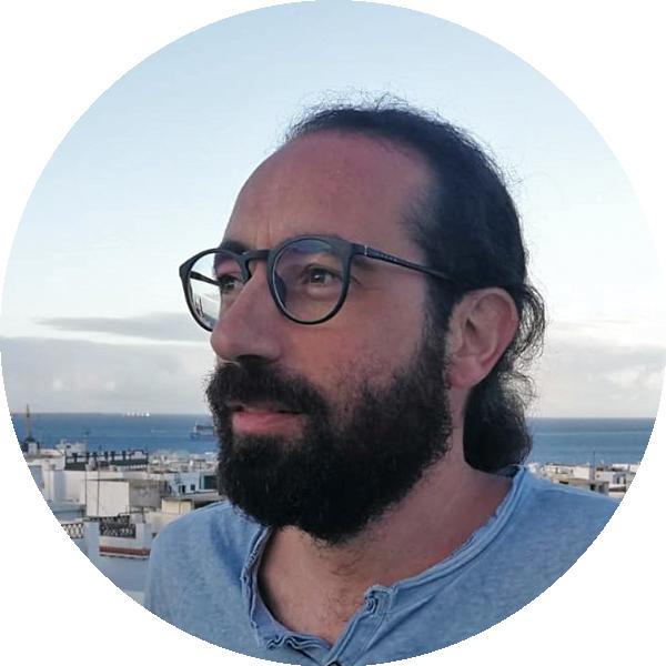 Amaury Santana Marrero cineasta